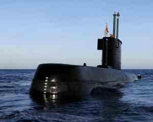 Дизельная подводная лодка Норвегии
