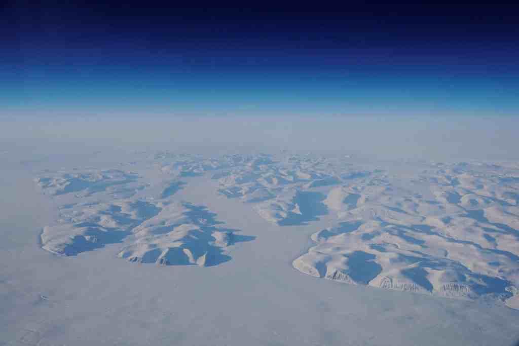Просторы Арктики