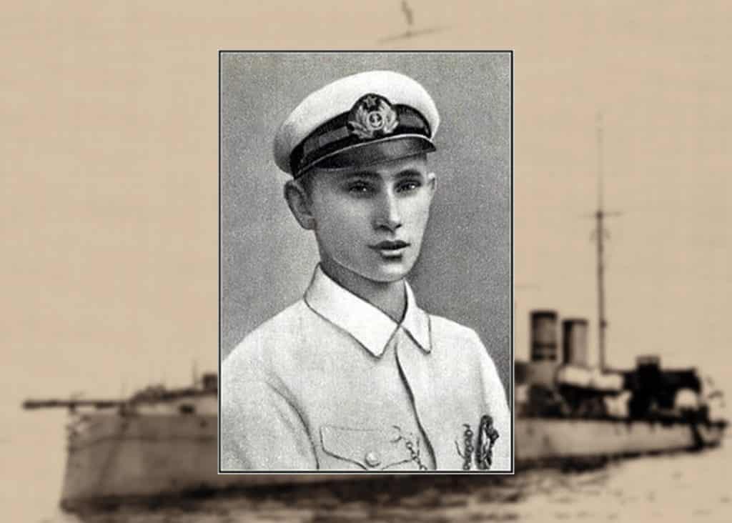 Кубанский Адмирал Иван Кузьмич Кожанов