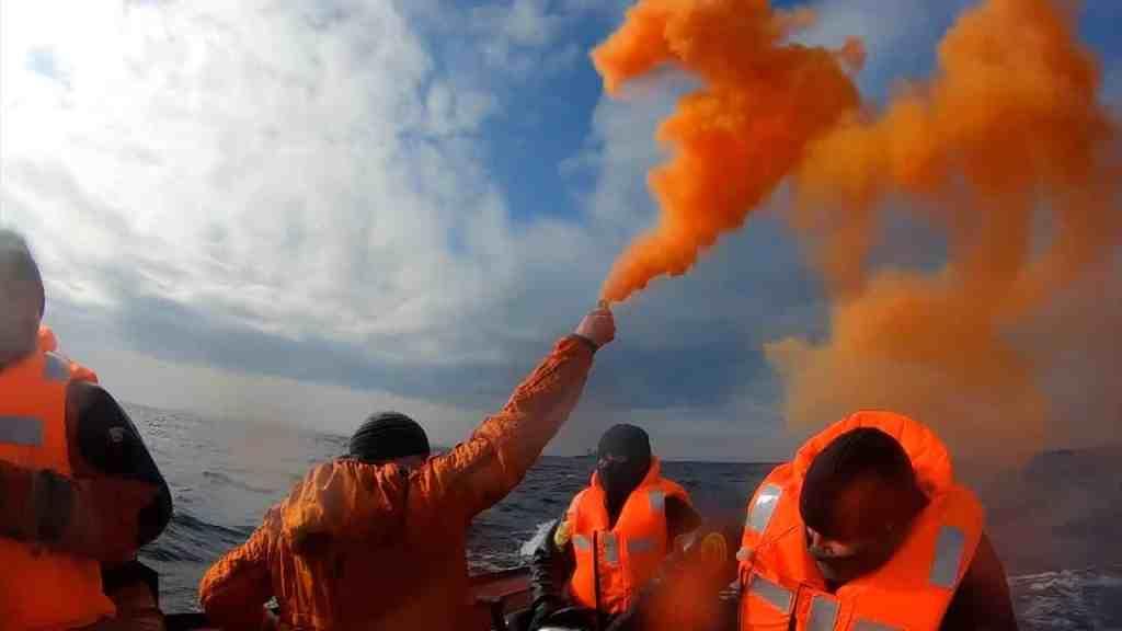 Учение по ПСО на Северном флоте