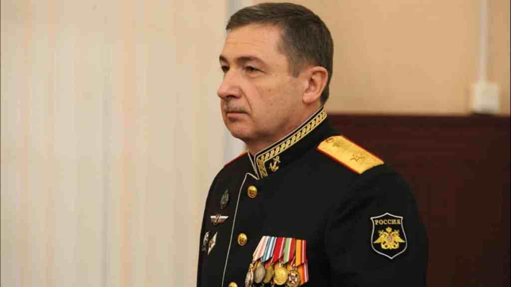 начальник Военно-медицинской академии имени С.М. Кирова Евгений Крюков