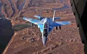 Российский многоцелевой истребитель МиГ-35