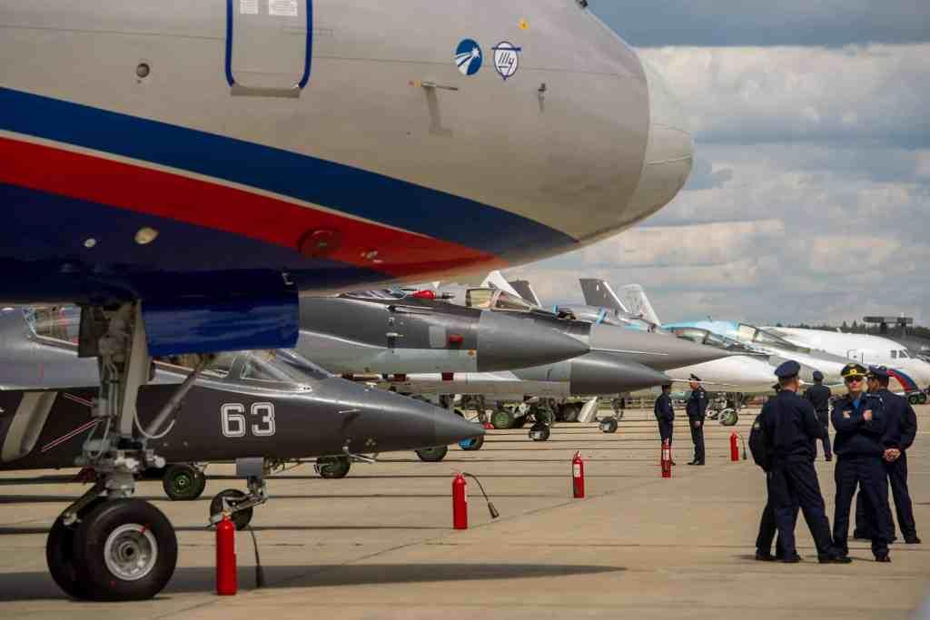 ОАК представлена линейка выпускаемых самолетов