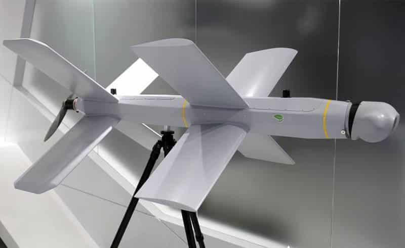 испытания дронов-камикадзе Ланцет