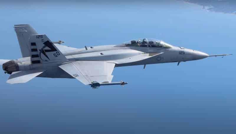 FA-18 Super Hornet Block III