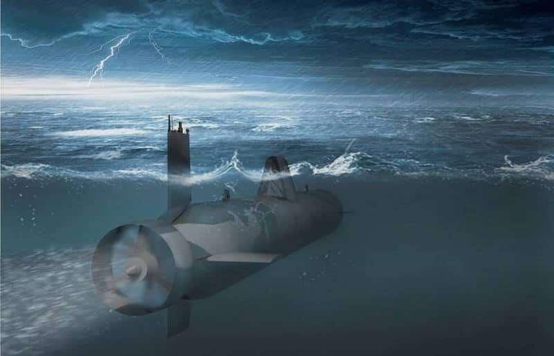 Рубин завершил работы по созданию имитатора подводной лодки Суррогат