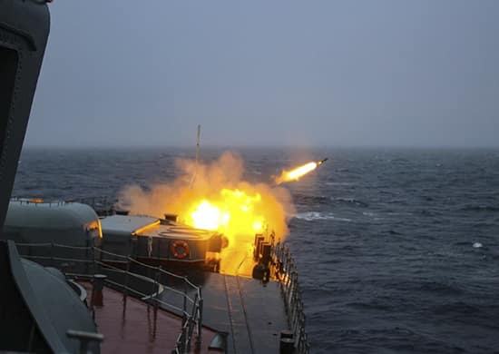 СФ приступил к отработке действий в рамках учения с арктической группировкой
