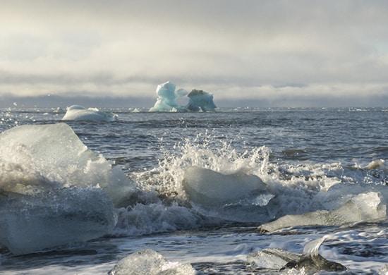 ведется разработка установки для получения воды в Арктике