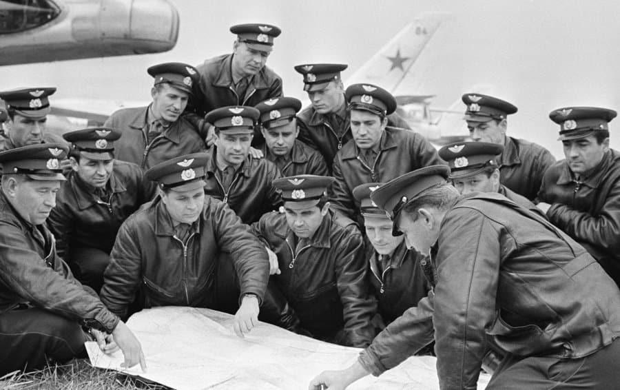 военные учения «Днепр-67»