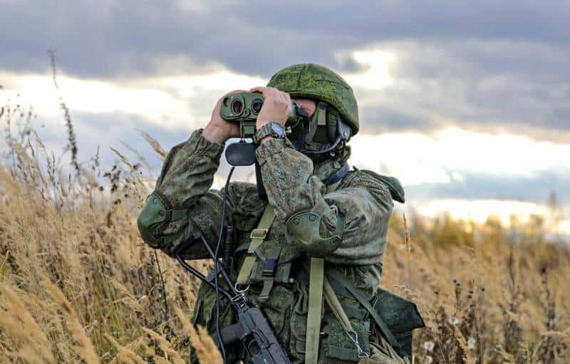 проведение военных учений