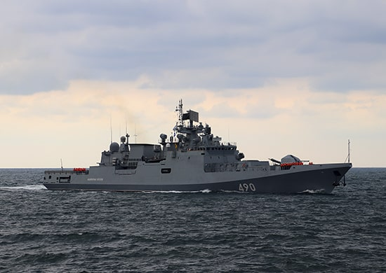 фрегат «Адмирал Эссен» Черноморского флота