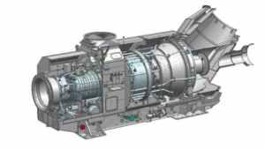 цифровой двойник морского газотурбинного двигателя
