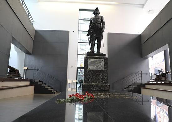 экспонат Центрального военно-морского музея имени императора Петра Великого