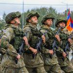 военнослужащие на учениях Запад-2021