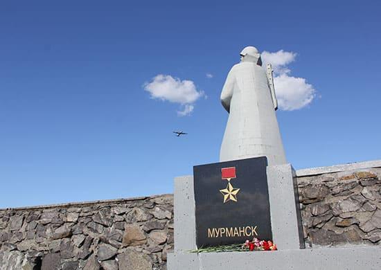 Мемориальный комплекс Защитникам Советского Заполярья в годы ВОВ