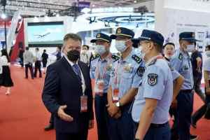 Ростех представил стенд российской авиатехники на Airshow China 2021