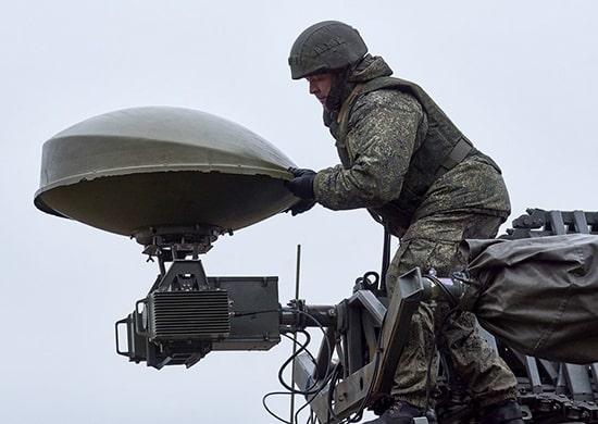 радиотренировка с привлечением современных средств связи