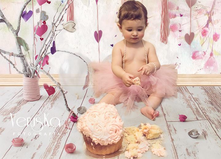 SMASH CAKE Primer Cumpleaños