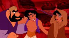 Aladin promoot vrede