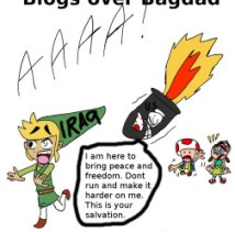 Blogs over Bagdad