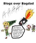 Blogs over Bagdad