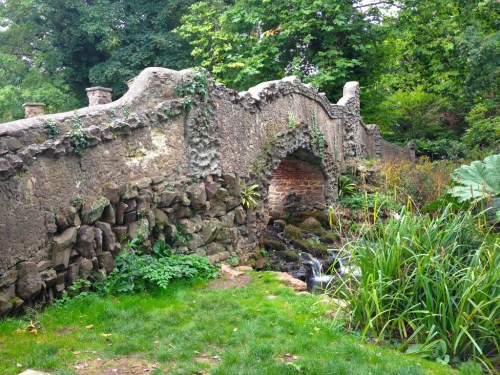 Photography blog A bridge over a stream
