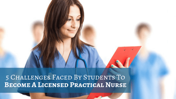 Become A Licensed Practical Nurse