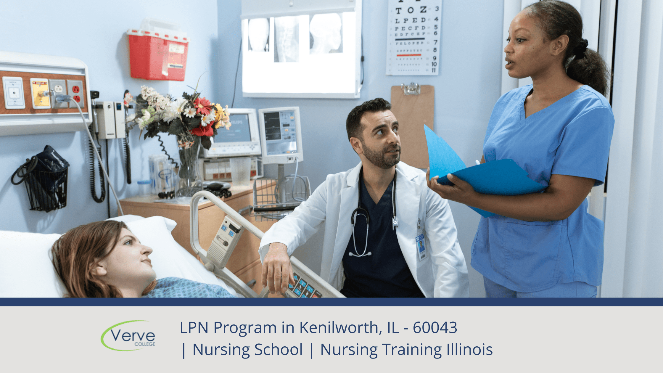 LPN Program in Kenilworth, IL – 60043 | Nursing School | Nursing Training Illinois