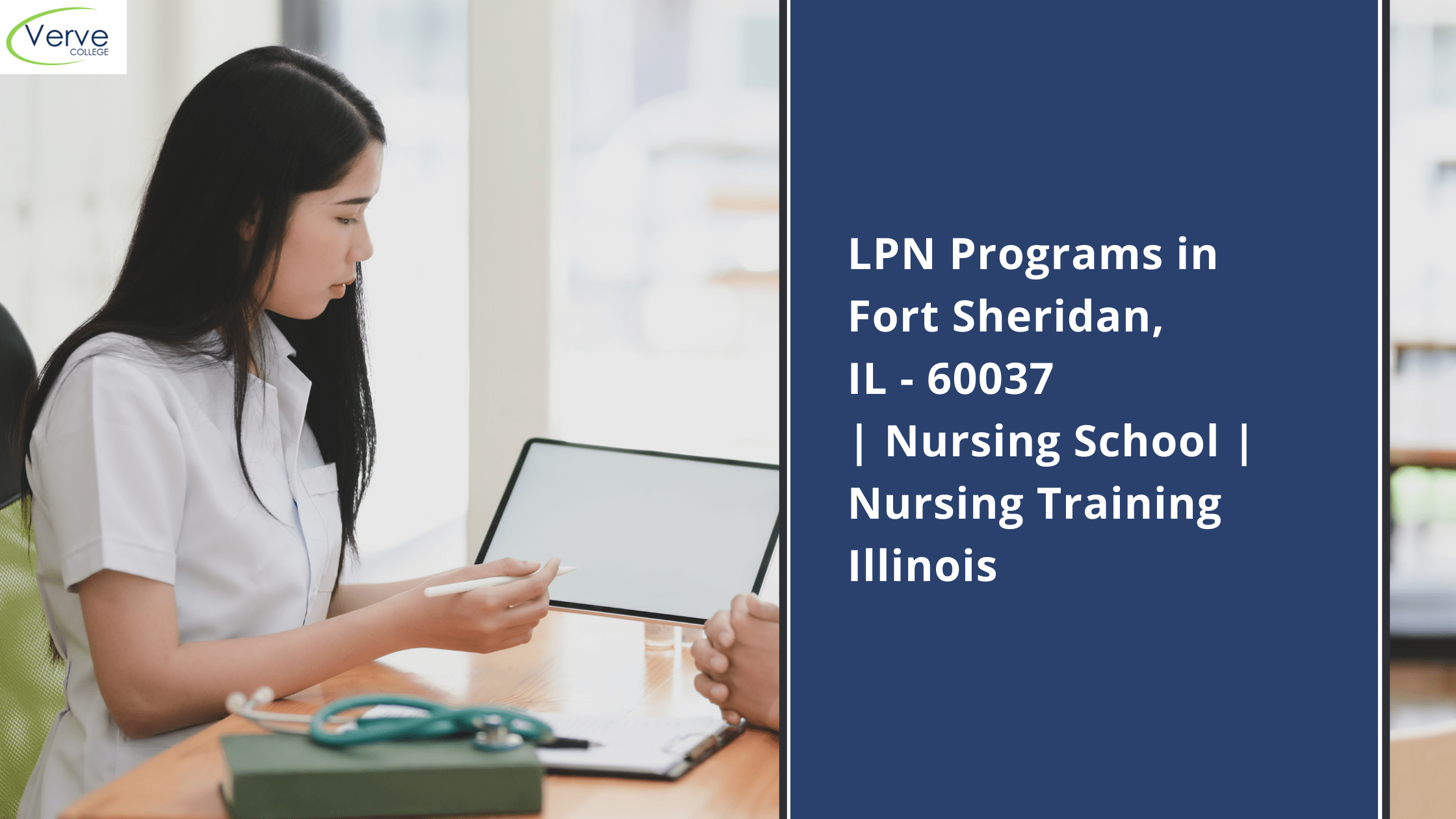 LPN Programs in Fort Sheridan, IL – 60037 | Nursing School | Nursing Training Illinois