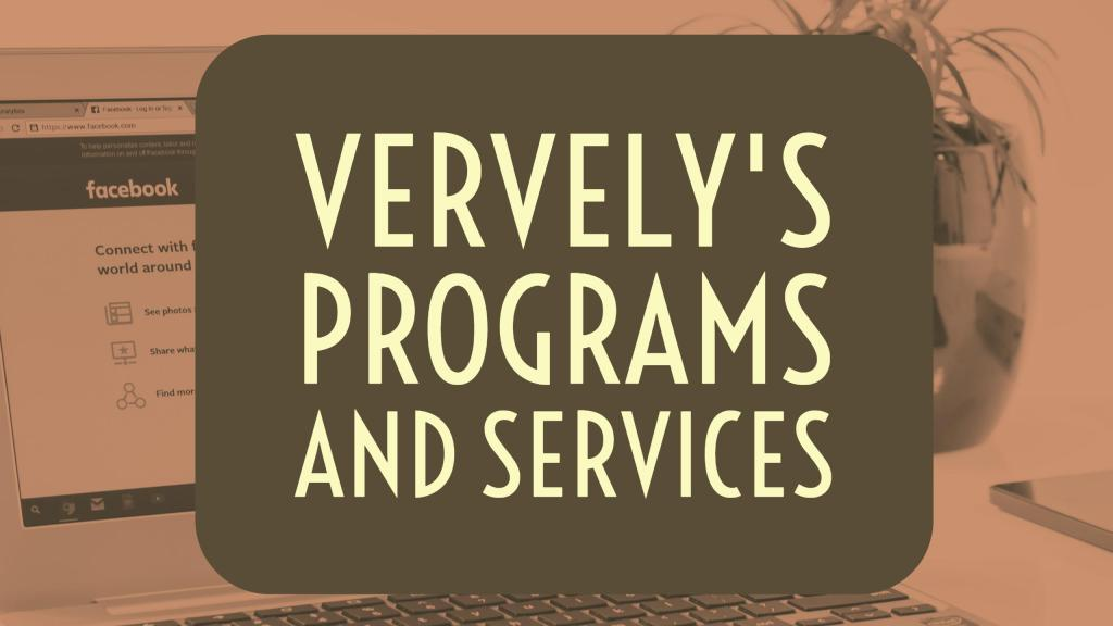 Vervely Digital Media Programs and Services