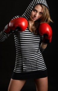 Web Content Management System (WCMS) is like boxing