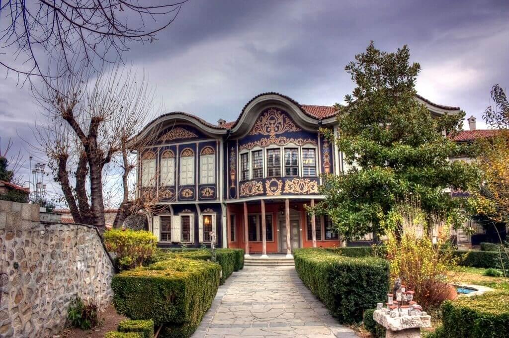 Regional Ethnographic Museum, Plovdiv, Bulgaria — Klearchos Kapoutsis