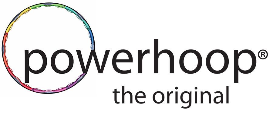 Powerhoop D logo the original