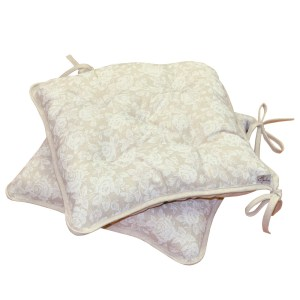 Soft chair cushions from Veryandvery