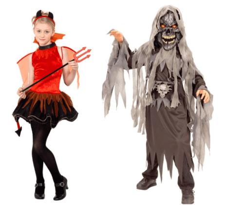 Fab Kids Halloween Costumes
