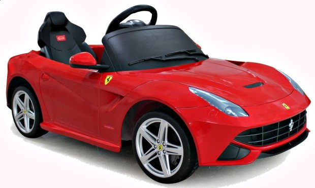 Best electric Ride on Ferrari