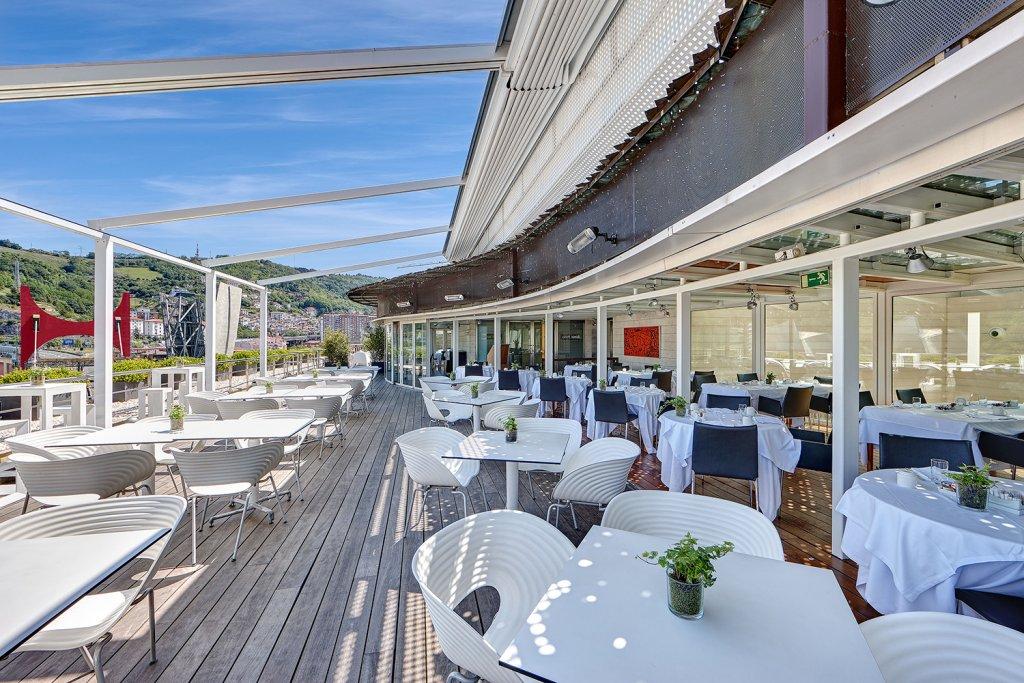Terraza Gran Hotel Domine  Las mejores vistas para un