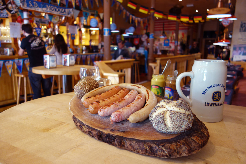 Ein Prosit Bilbao  Platos y productos de la gastronoma