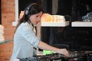 La DJ María Múgica