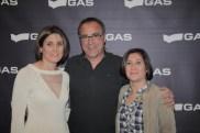 Laura Gonzalez, Joan Planas y Susana Gonzalez