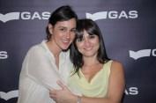 Marta Cuevas y Vanessa Villaverde