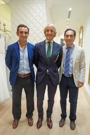 Juan, Miguel y Mauri