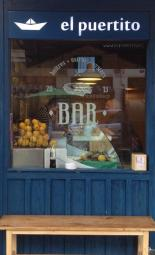 El Puertito, el primer bar de ostras de Bilbao.