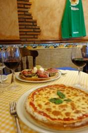Pizza y Focaccia