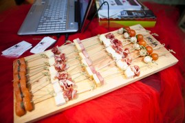 Grupo Iruña, tu catering online