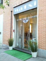 Matxi Glass. Bilbao Shopping Night 2014