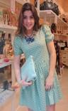 Oh Lolita (vestido Kling, collar Teria Yabar, bolso Oh Lolita)