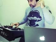 Lander DJ en el Patio de las Bodas