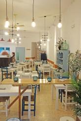 Il Giardino della nonna, restaurante italiano en Bilbao.
