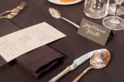 la preciosa letra de Begoña Viñuela, de Caligrafía Bilbao